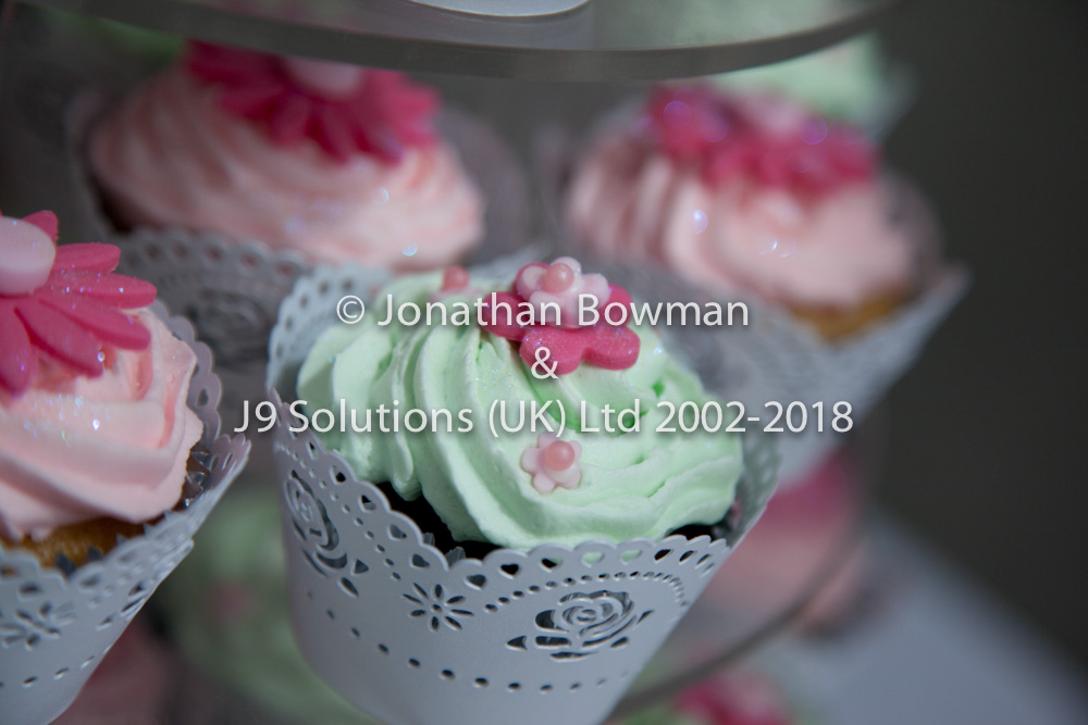 Cake - Event and Product Photograph
