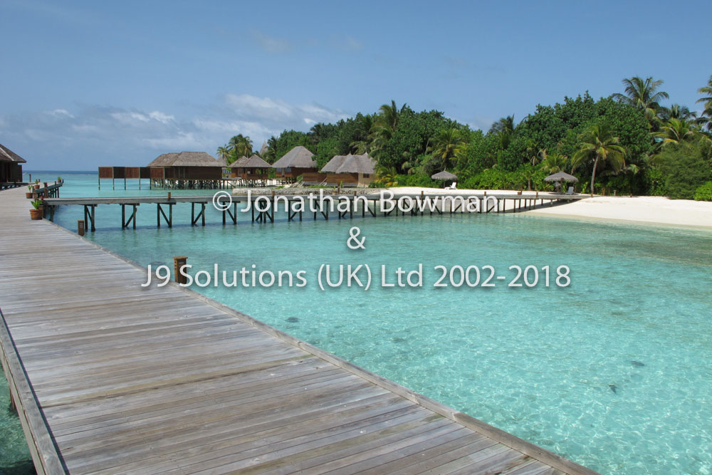Maldives - North Ari Atoll - Travel and Brochure Photography